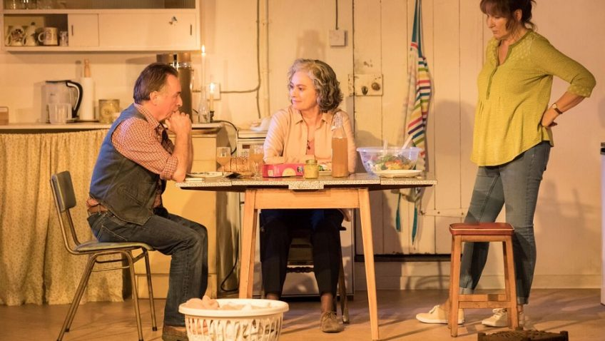 Lucy Kirkwood's new play is about the moral responsibility the older generation has to the younger generation
