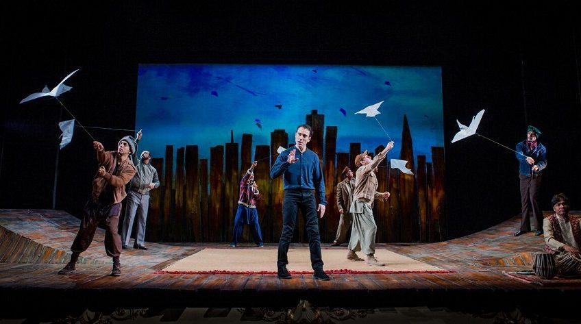 The Kite Runner, first a novel, then a film, now a play