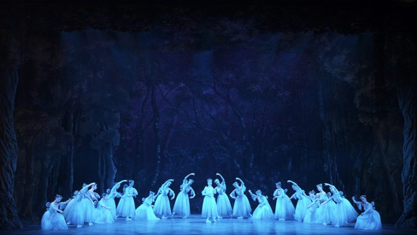 Alina Cojocaru and Isaac Hernandez dance Giselle and Albrecht for the first time