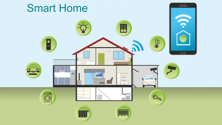 The connected home giving us peace of mind