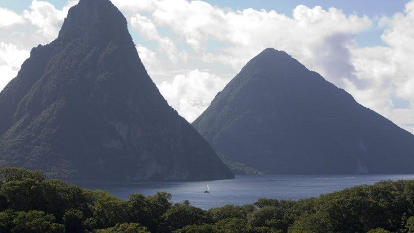 Alight in St Lucia