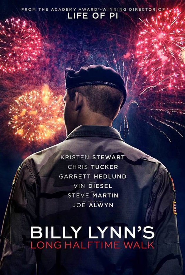 Billy Lynn's Long Halftime Walk - Photo by Sony Pictures Entertainment - Copyright Billy Lynn's Long Halftime Walk - Credit IMDB