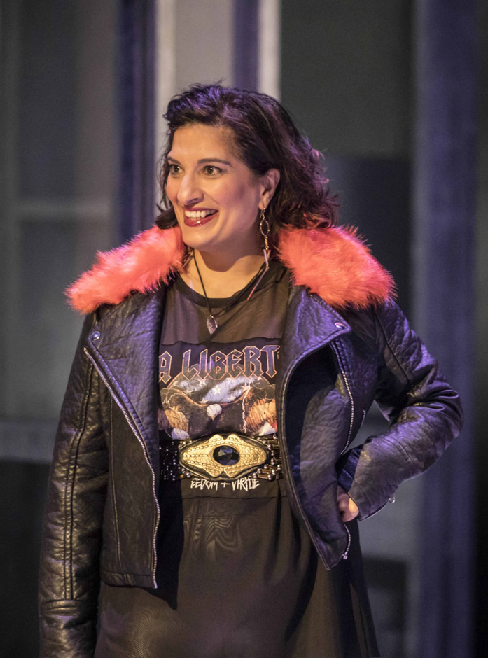 Everybody's Talking About Jamie - Mina Anwar - Credit Johan Persson