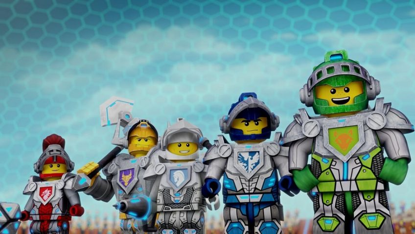 Win a copy of LEGO® NEXO Knights: Season One on DVD – out 13th Feb