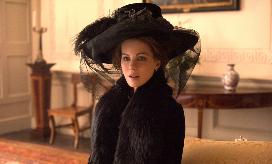 Kate Beckinsale in Love & Friendship - Credit IMDB