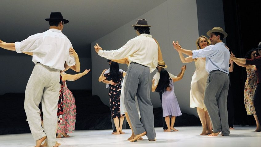 Pina Bausch can always be relied on to fill a theatre