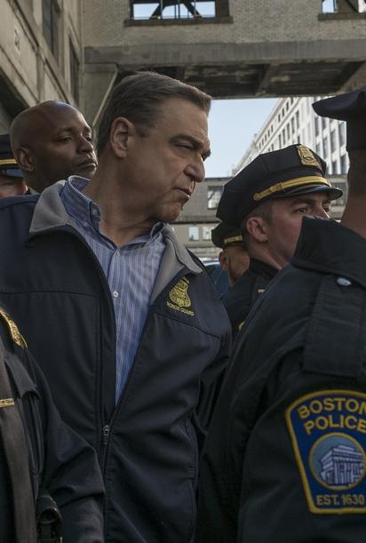 John Goodman in Patriot's Day - Credit IMDB