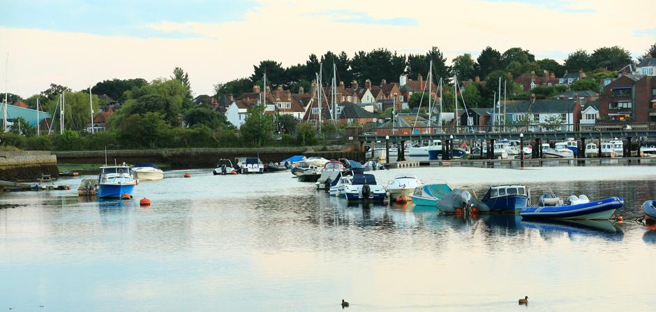 Redrow Homes - Lymington Shores