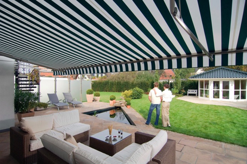Roché Awnings - Patio awnings