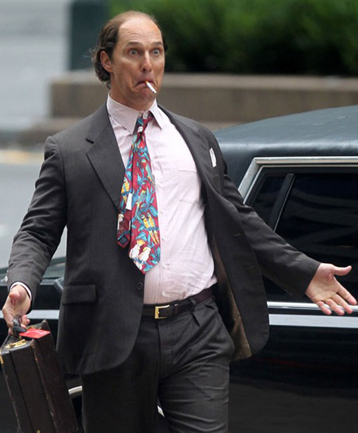 Matthew McConaughey in Gold - Credit IMDB