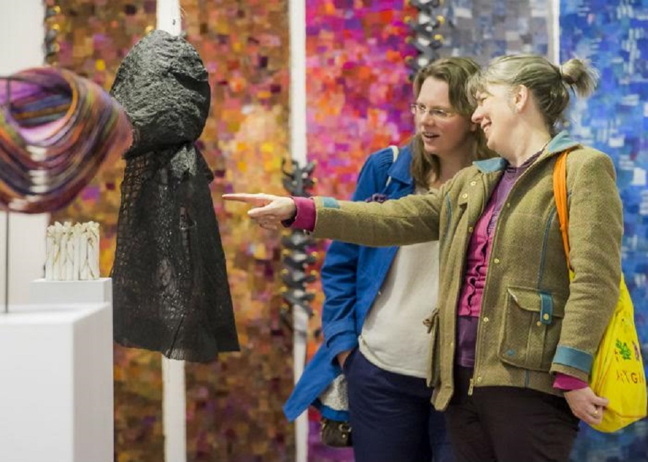 Knitting And Stitching Show Ingliston : Win tickets to The Spring Knitting & Stitching Show in London or Edinburg...