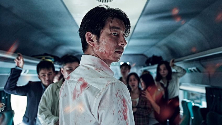 A great thriller from South Korea