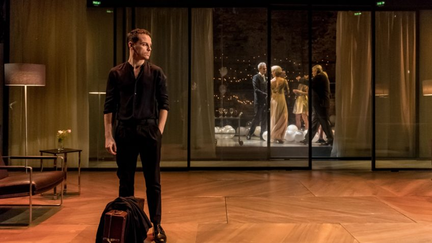 Andrew Scott is the latest eagerly-awaited Hamlet