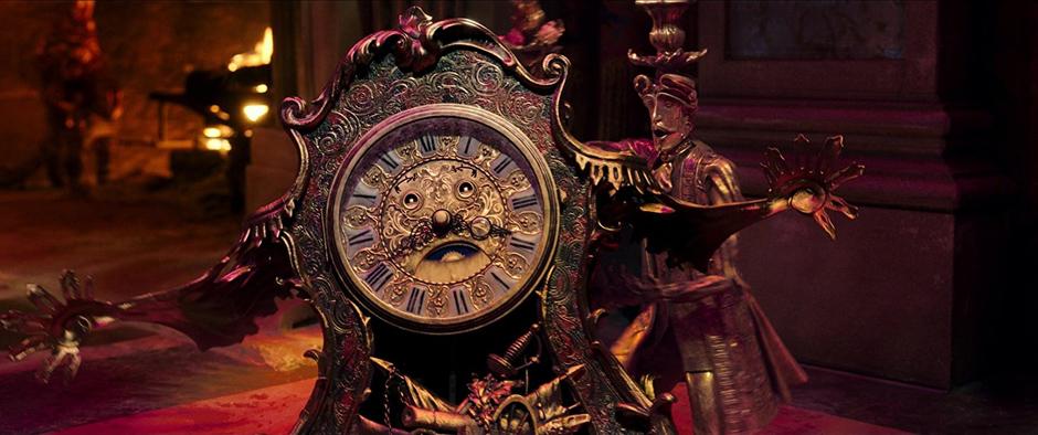 Ewan McGregor and Ian McKellen in Beauty and the Beast - Credit IMDB