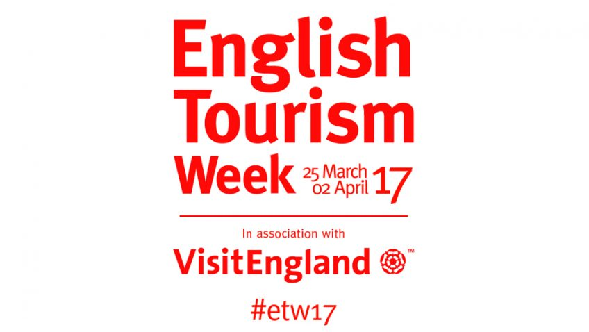 English Tourism Week: 25 March – 2 April 2017