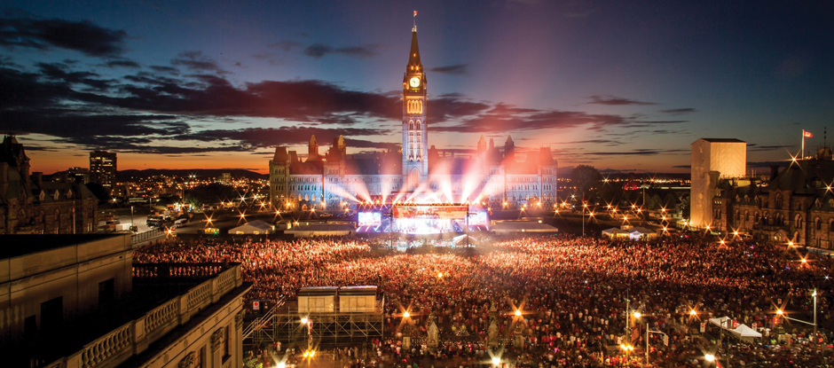 Canada Day Celebrations - Ottawa