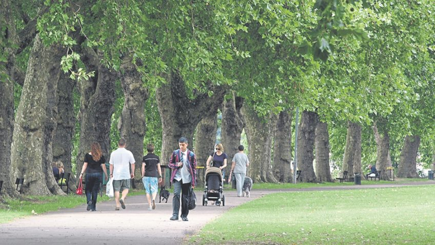 Parks at a tipping point