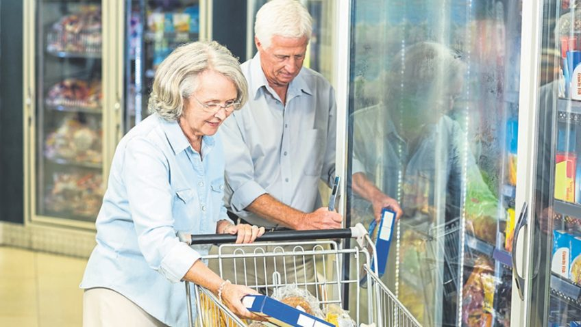 Convenience versus supermarket