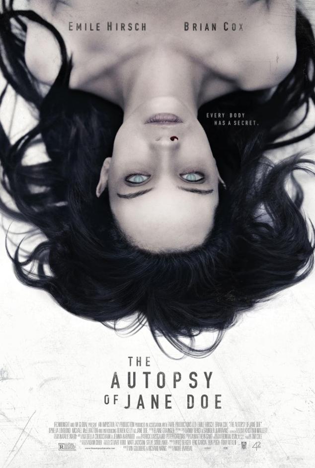 The Autopsy of Jane Doe - Credit IMDB