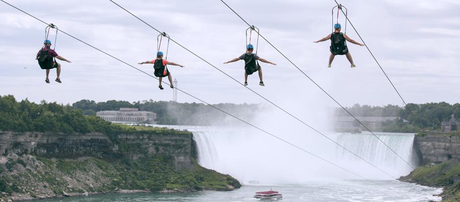 WildPlay - Zipline - Niagara Falls