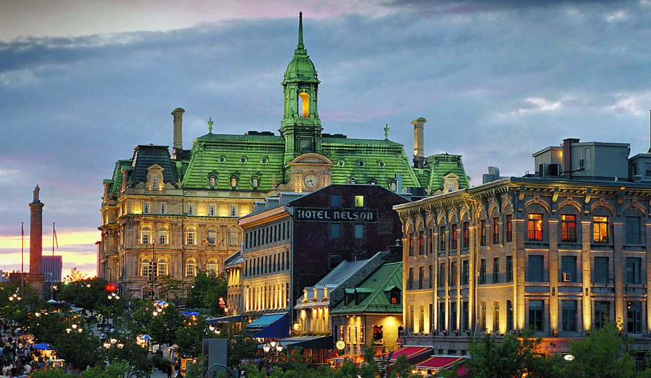Place Jacques Cartier - Copyright Tourisme Montréal, Stéphan Poulin