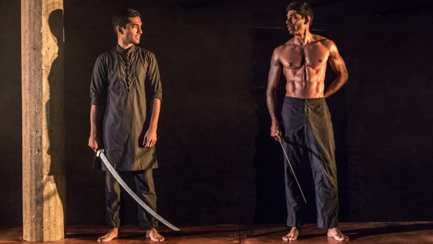The Bush Theatre is back with a play about the Taj Mahal