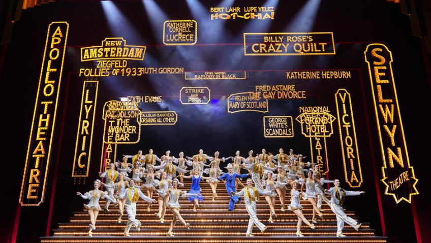 42nd Street – Hear the beat of the dancing feet!