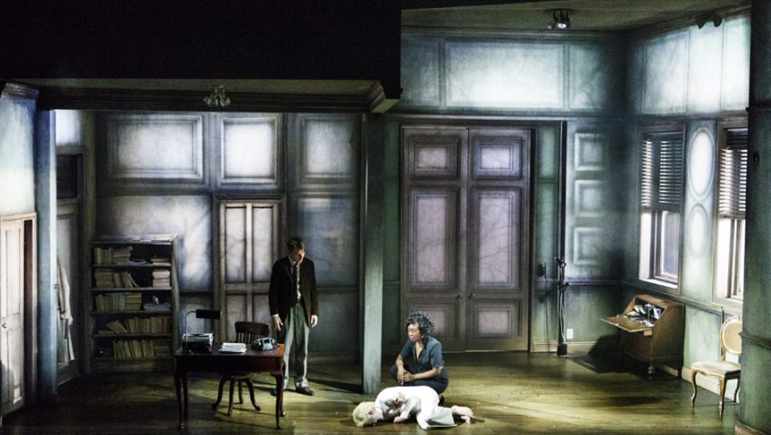 Paul Auster's City of Glass is adapted for the stage