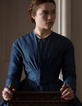Florence Pugh in Lady Macbeth - Credit IMDB