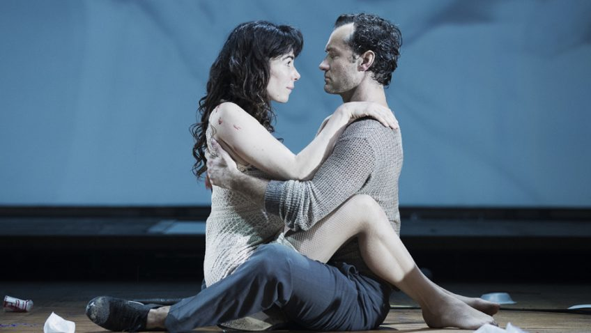 Ivo van Hove's adaptation of Luchino Visconti's Obsession has its world premiere in London