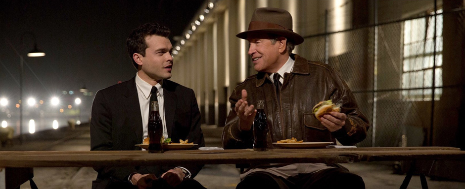 Warren Beatty and Alden Ehrenreich in Rules Don't Apply - Credit IMDB
