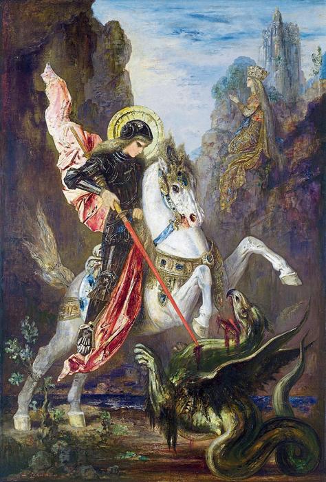 Saint George - St George's Day