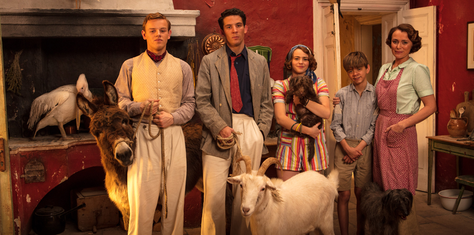 The Durrells - Copyright SID GENTLE PRODUCTIONS/iTV