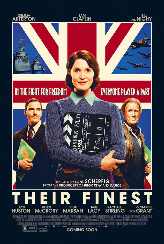 Their Finest - Credit IMDB