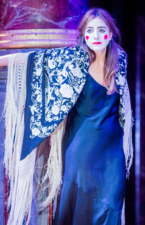 Kirsty Bushell in Romeo and Juliet - Credit Robert Workman