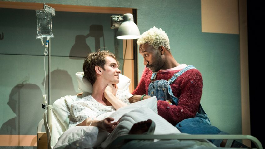 Tony Kushner's Angels in America is sold out but you can still see it