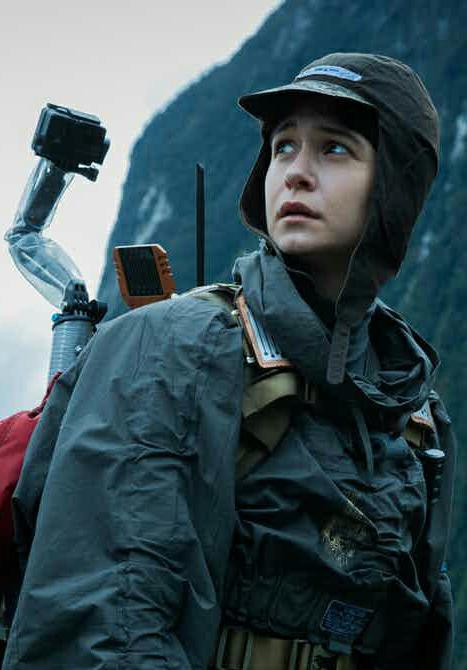 Katherine Waterston in Alien Covenant - Credit IMDB