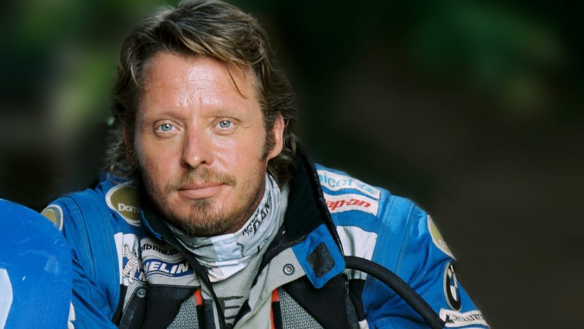 Charley Boorman, Motorcycle Man