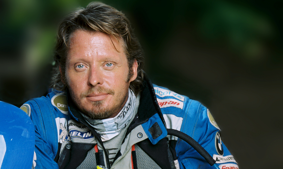 Charley Boorman, Motorcycle Man - Mature Times
