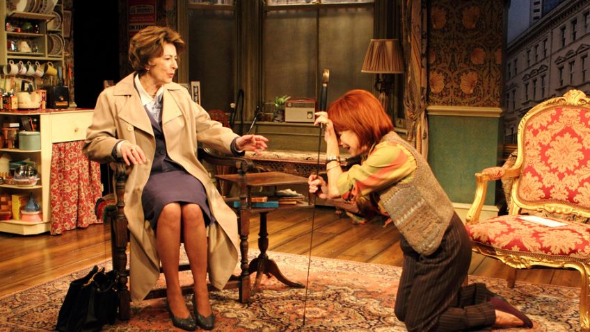 Felicity Kendal takes on the role created for Maggie Smith