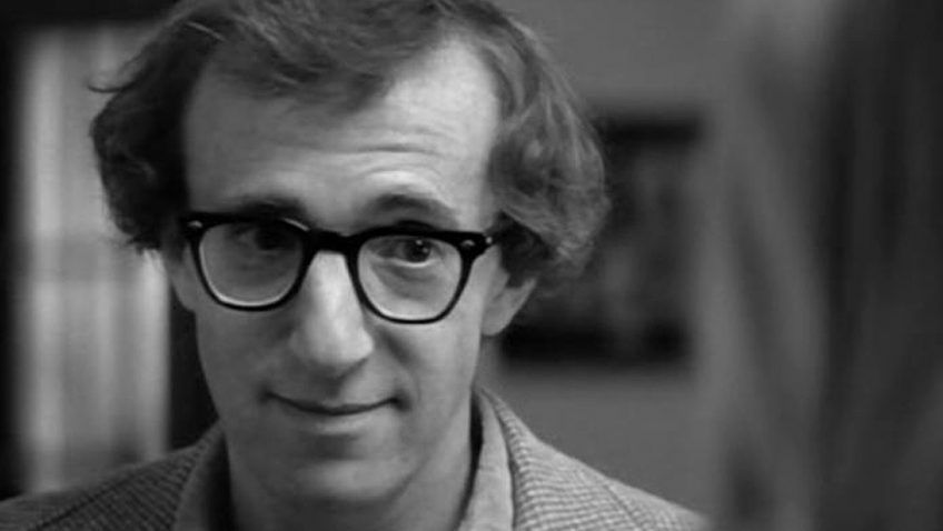 An unmissable re-issue:  Never has Manhattan looked better or has Woody Allen been funnier