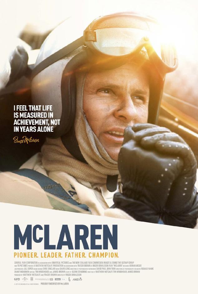 McLaren - Credit IMDB