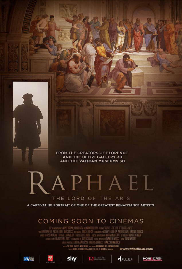 Raphael - The Lord of the Arts - Credit Vanessa Hills (More2Screen)
