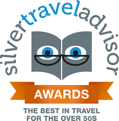 Silver Travel Advisor awards 2017