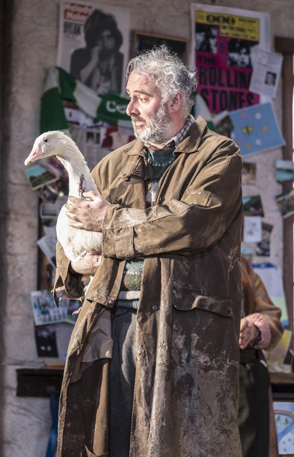 John Hodgkinson in The Ferryman - Credit Johan Persson