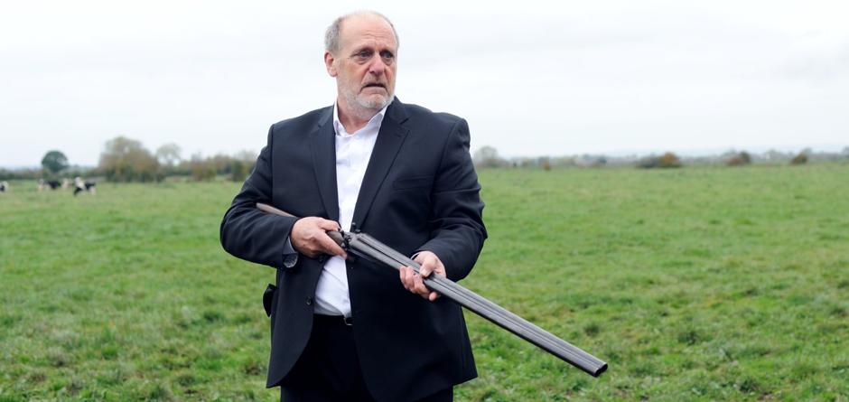 David Troughton in The Levelling - Credit IMDB
