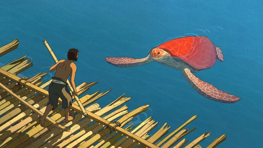 A beautiful, Academy Award nominated, animated film from a paradoxical master