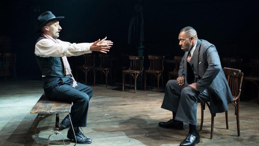 Lenny Henry stars in Bertolt Brecht's gangster spectacle