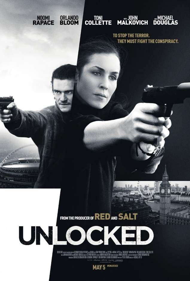 Unlocked - Credit IMDB