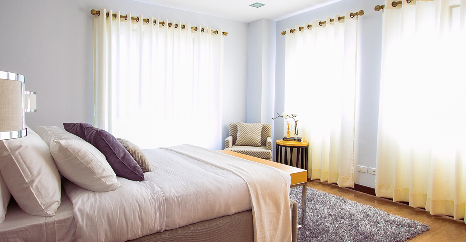 Bedroom - Free for commercial use No attribution required - Credit Pixabay